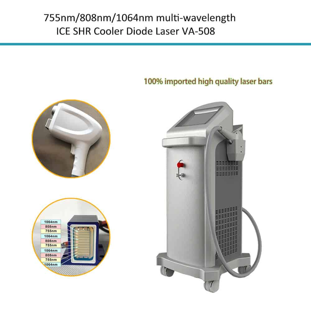 Diode Laser Hair Removal Machine Price Viva Concept Technology