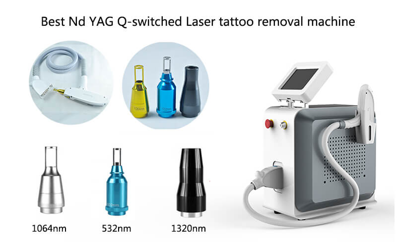 Best Laser tattoo removal machine for sale