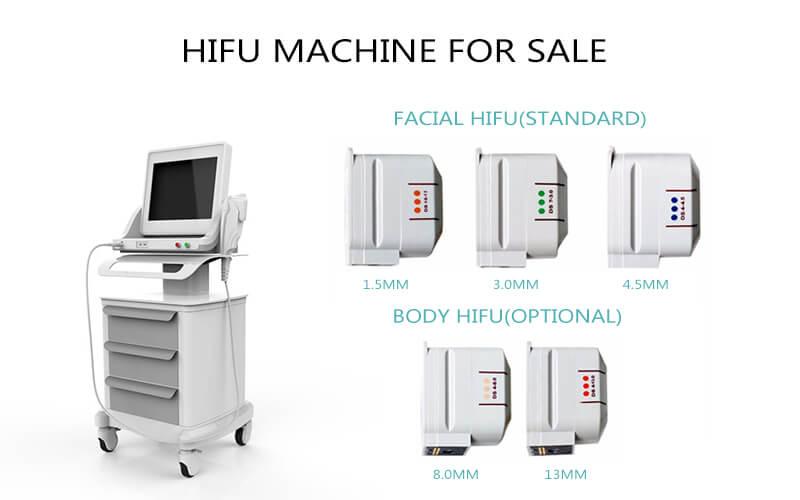 HIFU machine for sale