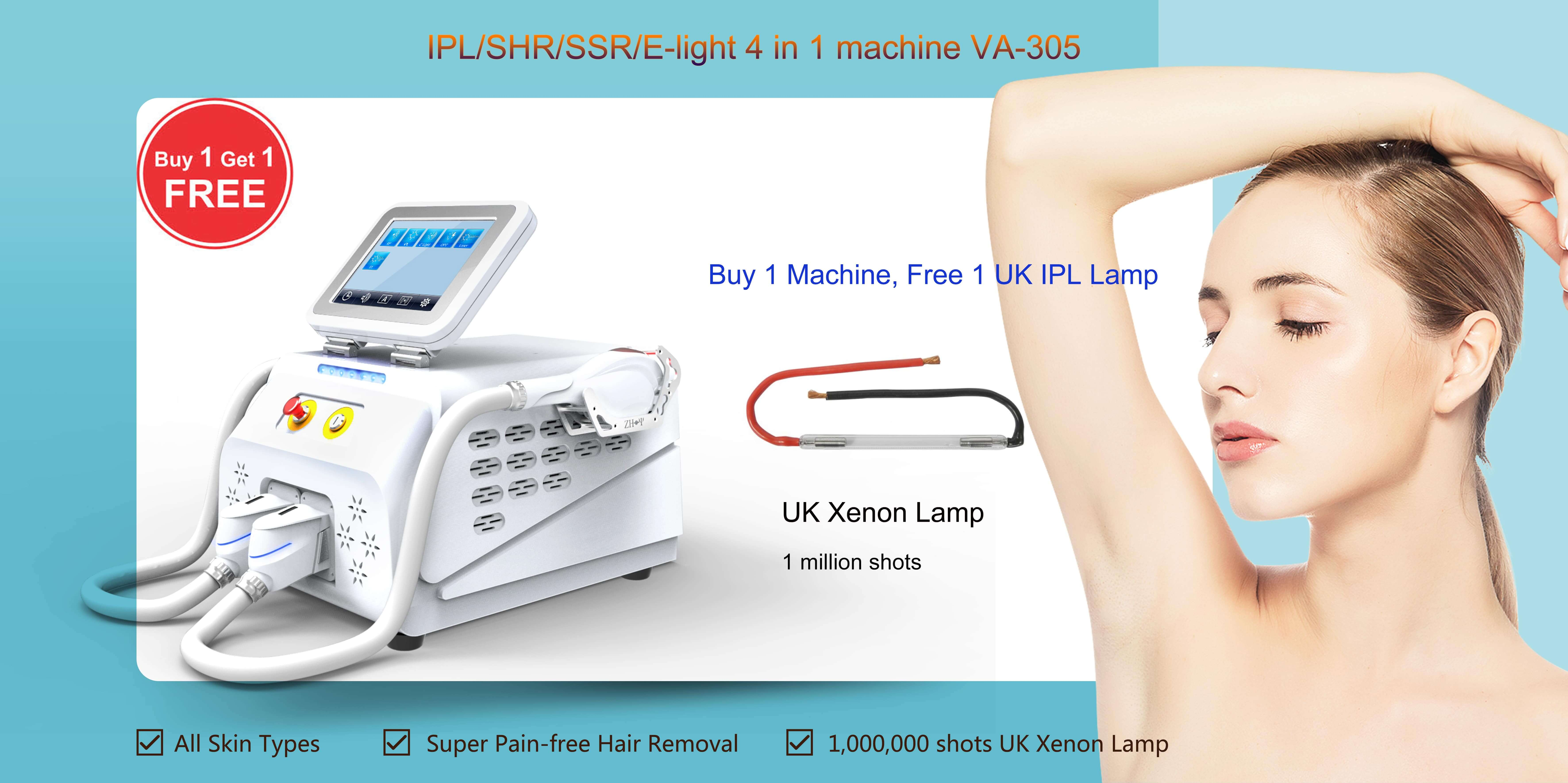 Ipl Machine For Sale 2020 All Skin Types Laser Skin Care Vivalaser